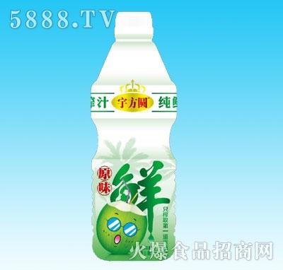 宇方圆鲜榨椰子汁1.25L