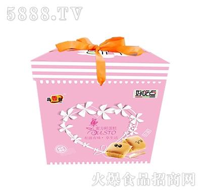 品香苑好吃点蜜方鲜蛋糕精致礼盒