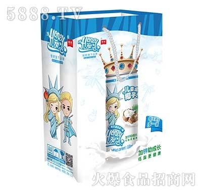 Honey甜心儿童成长椰子汁礼盒