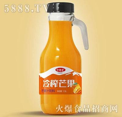 令德堂冷榨芒果汁1.5L