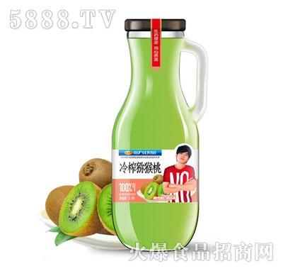 三九饮品冷榨猕猴桃汁1.5L