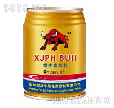 XJPH-BUII维生素饮料250ml