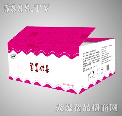 玫日美鸳鸯奶茶(箱)