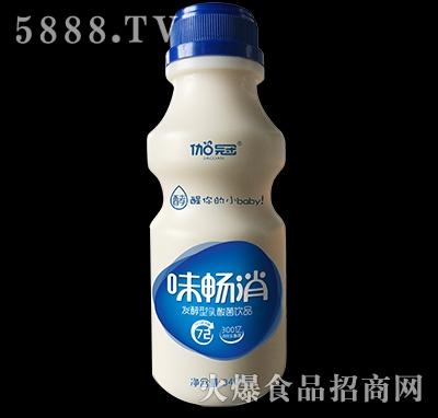 味畅消发酵型乳酸菌饮品340ml