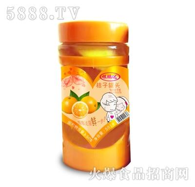 振鹏达桔子罐头501克