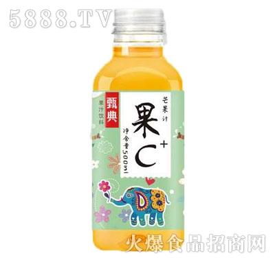 甄典果C芒果汁饮料500ML