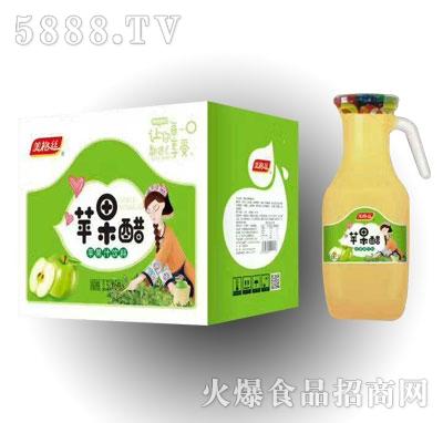 美格丝苹果汁饮料1.5LX6