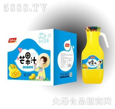 美格丝芒果汁饮料1.5LX6