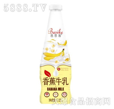 芭思客芭思客香蕉牛乳1.25L