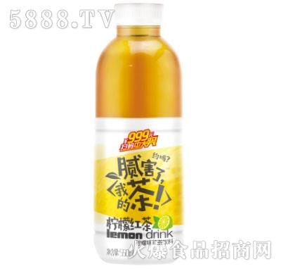 澳力佳柠檬红茶550ml