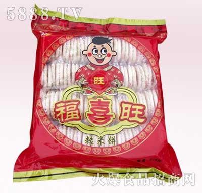 528克福喜旺糙米饼精品