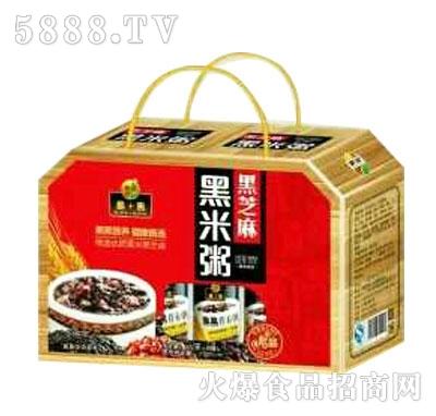 椰田黑米黑芝麻粥(箱)
