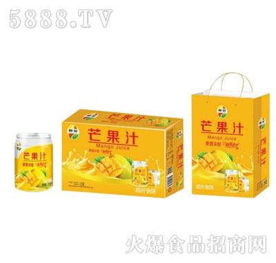 椰田芒果汁