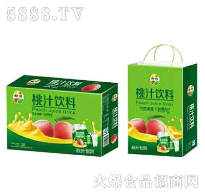 椰田桃汁饮料