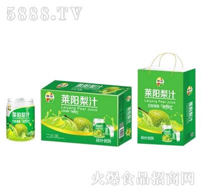 椰田莱阳梨汁