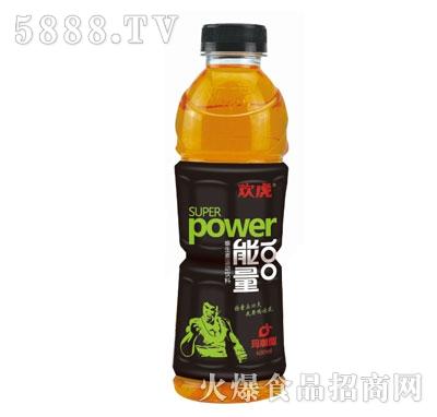 欢虎能量100―600ml玛咖型