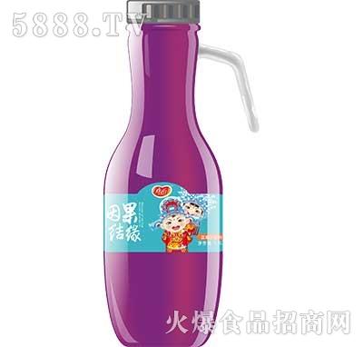 因果结缘蓝莓汁1.5L