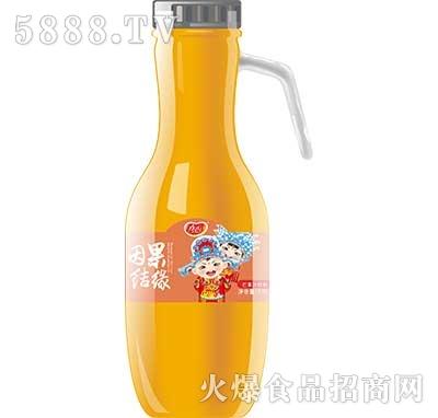 因果结缘芒果汁1.5L