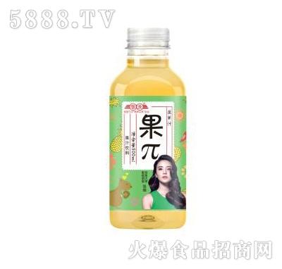 华沃果π菠萝汁500ml
