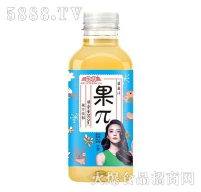 华沃果π蓝莓汁500ml