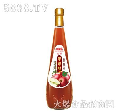 华沃苹果醋828ml