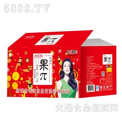 华沃果π山楂汁(箱)