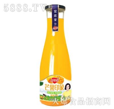 金娇阳芒果印象(芒果味饮料)1.5L