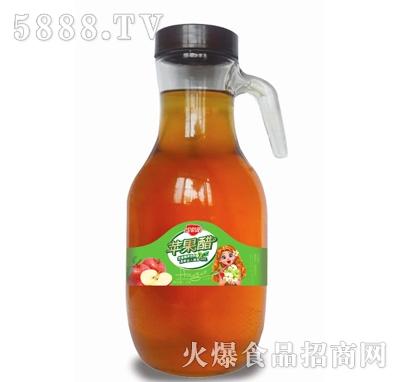 金娇阳苹果醋(苹果醋味饮料)1.5L