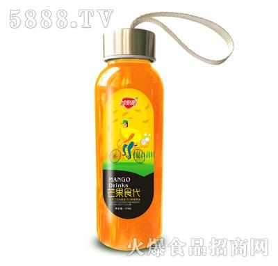 金娇阳芒果食代(芒果味饮料)420ML