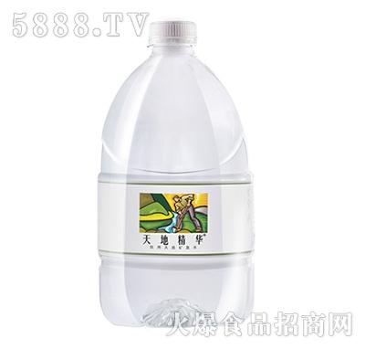 天地精华4.5L矿泉水