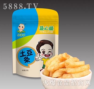 小洋子蔬心脆土豆条35g