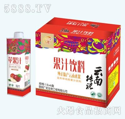 大马邦苹果汁1.5Lx6盒