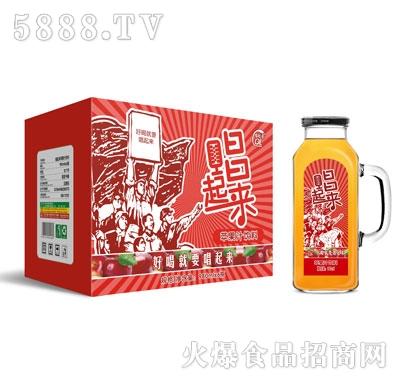 唱起来苹果汁饮料980mlX6瓶
