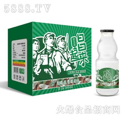 唱起来椰子汁饮料1.25LX6瓶