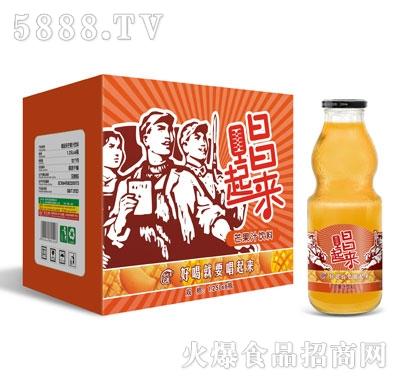 唱起来芒果汁饮料1.25LX6瓶