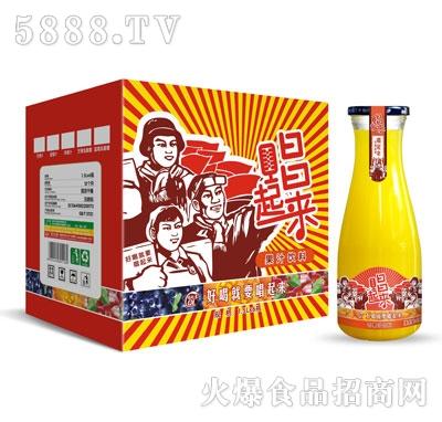 唱起来芒果汁1.5LX6瓶