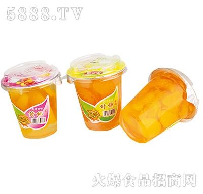 果之迷227克水果伴侣(桔子、黄桃、什锦)产品图