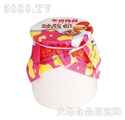 佳因美炒酸奶(鸡蛋牛奶味)产品图