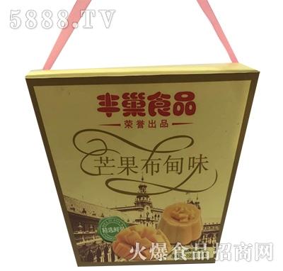 佳因美198克(6杯)喜庆盒装(芒果布甸味)产品图