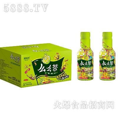 三怡坊么么茶柚子绿茶450MLX15