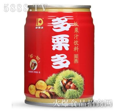 多栗多栗子汁饮料