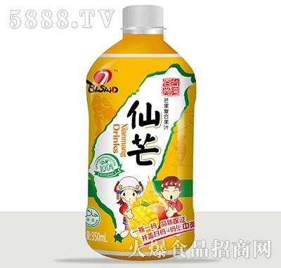 佰尚仙芒芒果复合果汁350ml