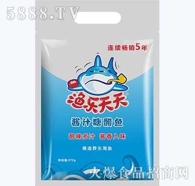玉峰食品渔乐天天酱汁糖醋鱼
