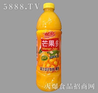 花皇芒果多混合果汁饮料