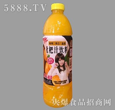 花皇枇杷饮料1.5L