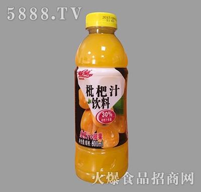 花皇枇杷饮料600ml