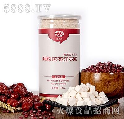 阿胶茯苓红枣粉
