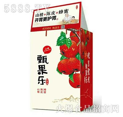甄果乐山楂汁礼盒