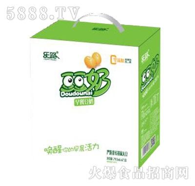 乐路豆豆奶250mlx12盒