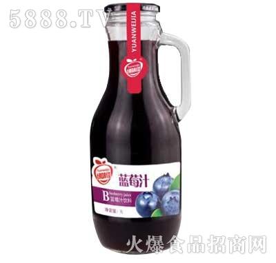 缘味佳蓝莓果汁饮料